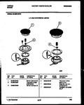 Diagram for 08 - Burner Parts