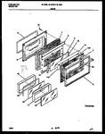 Diagram for 08 - Door Parts