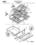 Diagram for 06 - Top, Drawer