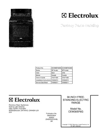 Diagram for CEW30EF6GBE