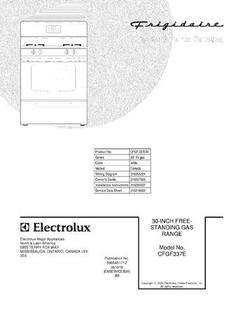 Diagram for CFGF337ESC