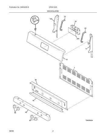 Diagram for CRG3160GQQC