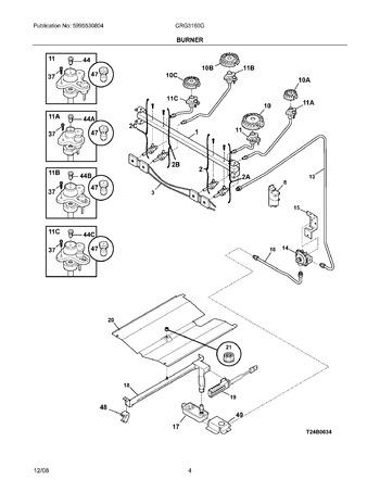 Diagram for CRG3160GWWD