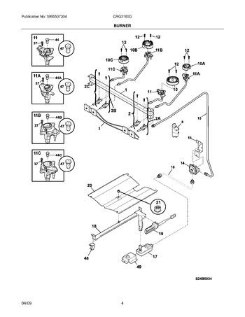 Diagram for CRG3160GWWE