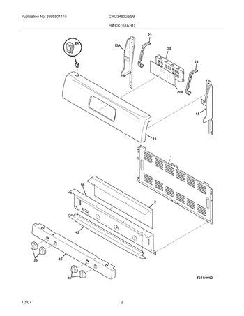 Diagram for CRG3480GSSB
