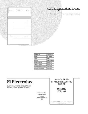 Diagram for FEF336ASL