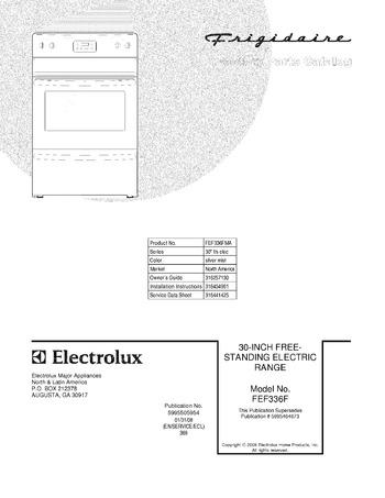 Diagram for FEF336FMA