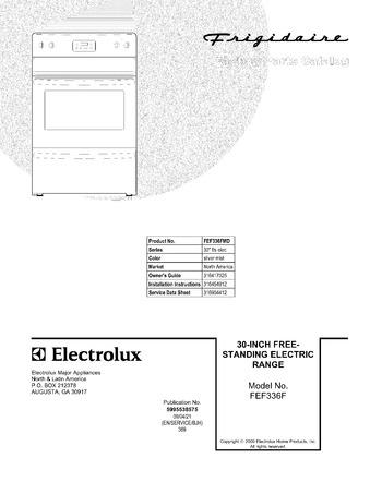 Diagram for FEF336FMD