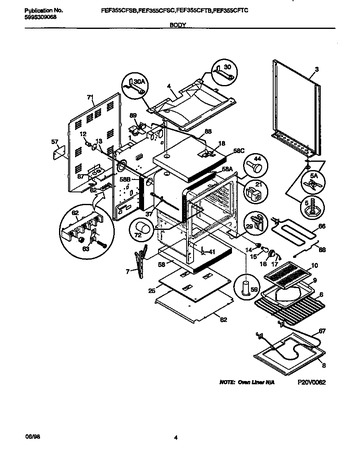Diagram for FEF355CFTB