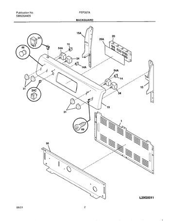 Diagram for FEF357AQA