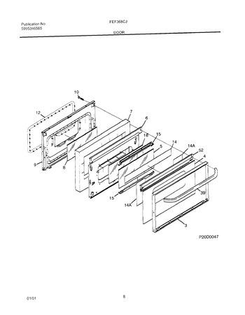 Diagram for FEF368CJSC