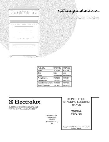 Diagram for FEF376ASL