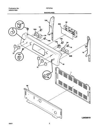 Diagram for FEF379ACA