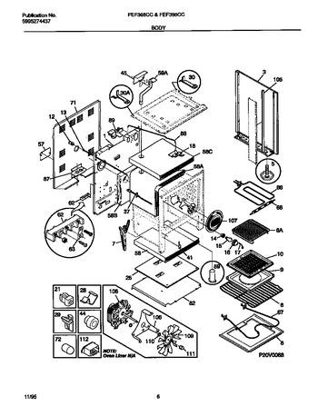 Diagram for FEF388CCTD