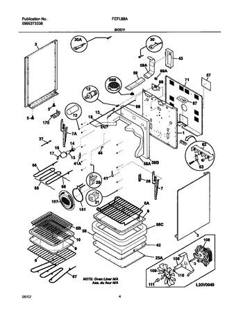 Diagram for FEFL88ABA