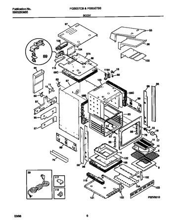 Diagram for FGB557CBTD