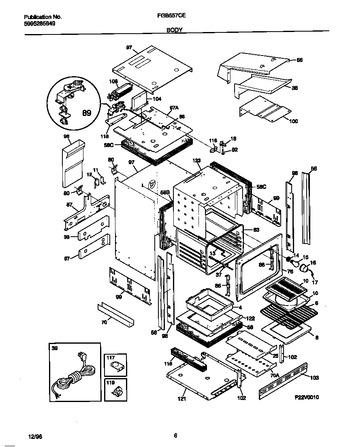 Diagram for FGB557CEBA