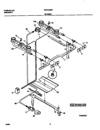 Diagram for FGF316WGTA