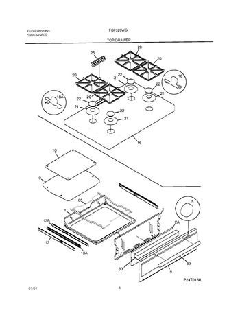 Diagram for FGF326WGSG