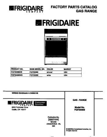 Diagram for FGF350BBDB