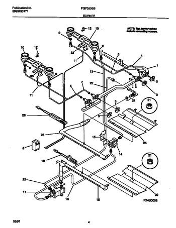 Diagram for FGF350BBWE