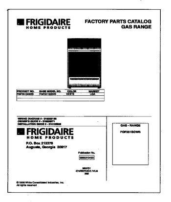 Diagram for FGF351SGWB
