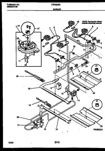 Diagram for FGF353BAWA