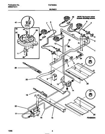 Diagram for FGF353BAWB