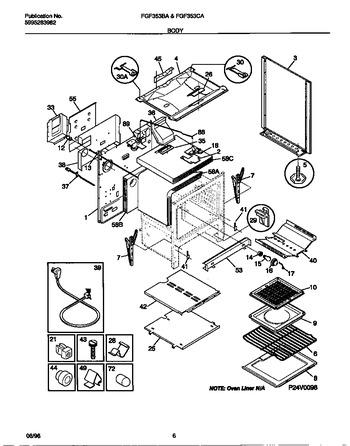 Diagram for FGF353BAWE