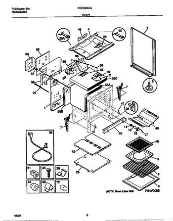 Diagram for FGF353CATD