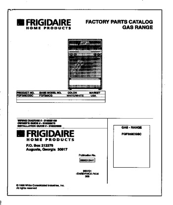 Diagram for FGF358CGSC