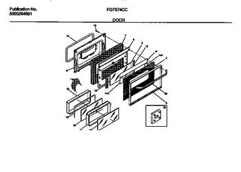 Diagram for FGF374CCSA