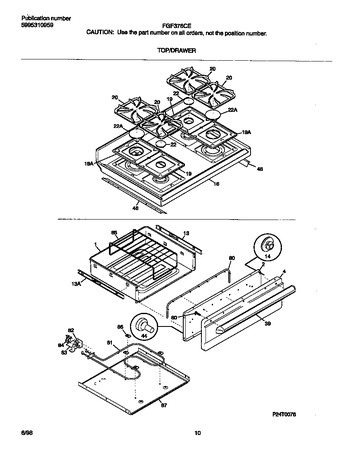 Diagram for FGF376CEBJ
