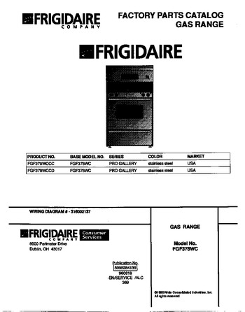 Diagram for FGF378WCCD