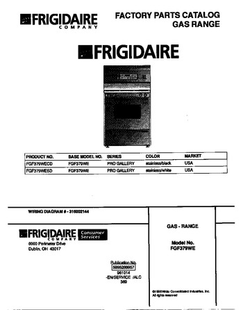 Diagram for FGF379WESD