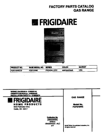 Diagram for FGF379WECE