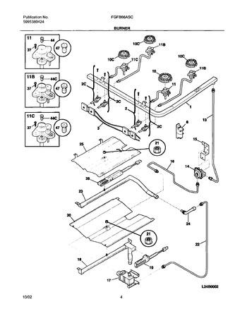 Diagram for FGFB66ASC
