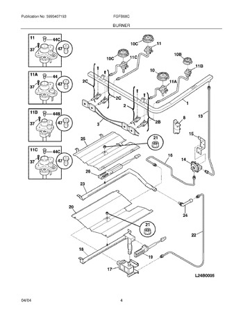 Diagram for FGFB68CQD
