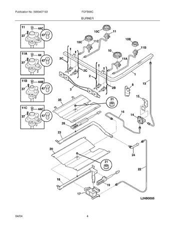 Diagram for FGFB68CSD
