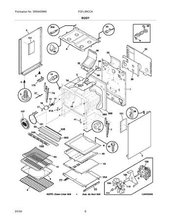 Diagram for FGFL89CCA