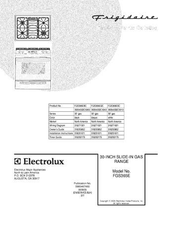 Diagram for FGS365EQC
