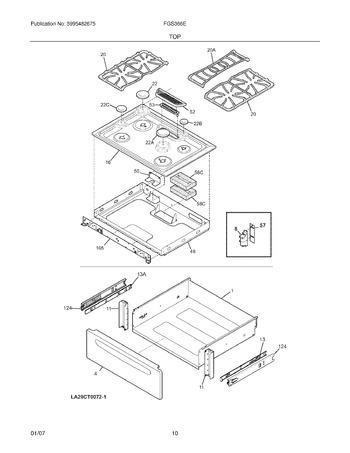 Diagram for FGS366EBD