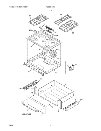 Diagram for FGS366ECG