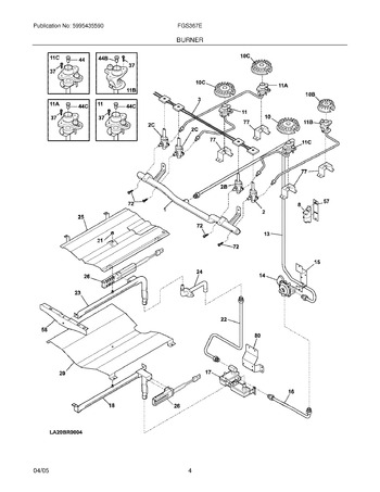 Diagram for FGS367EBA