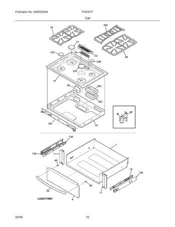 Diagram for FGS367FCD