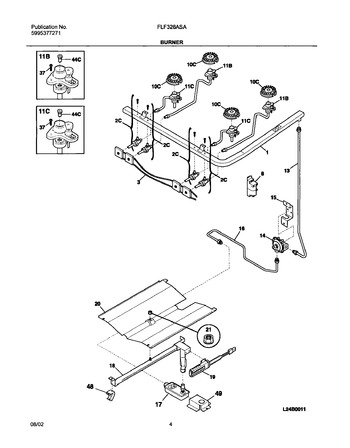 Diagram for FLF326ASA