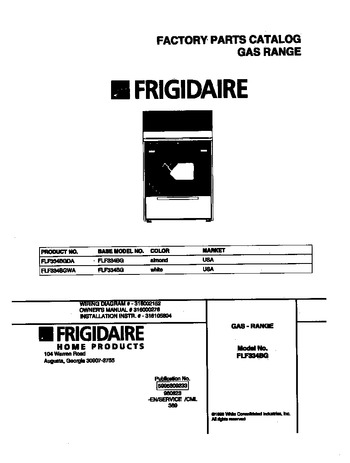 Diagram for FLF334BGDA