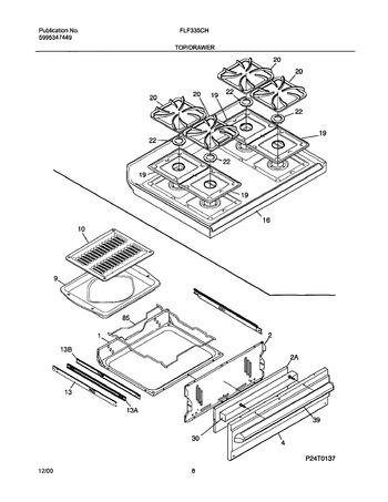 Diagram for FLF335CHTA