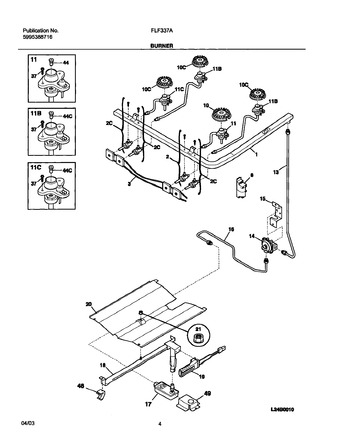 Diagram for FLF337AUD