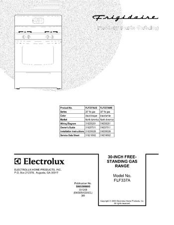 Diagram for FLF337AUE